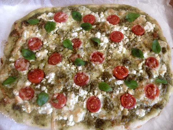 pizza pesto 8