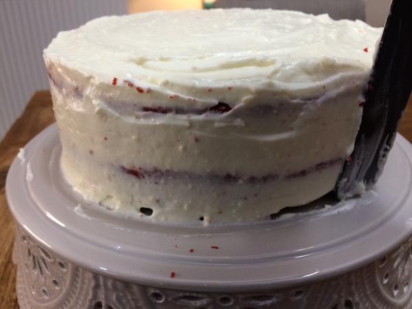 red velvet cake30